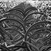 Picture Of Bicycle Parking