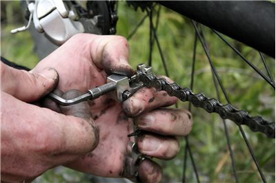 Picture Of Bike Chain