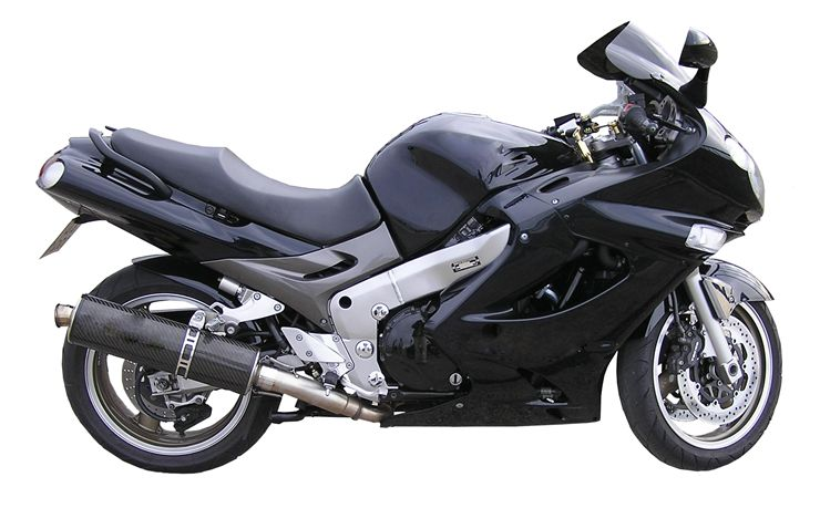 Picture Of Black Motorcycle