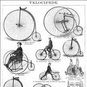 Picture Of Different Velocipedes