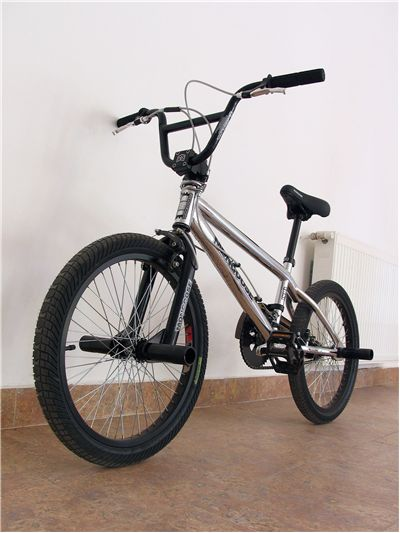 Picture Of Freestyle Bmx Bike