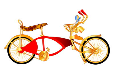 Picture Of Lowrider Bicycle
