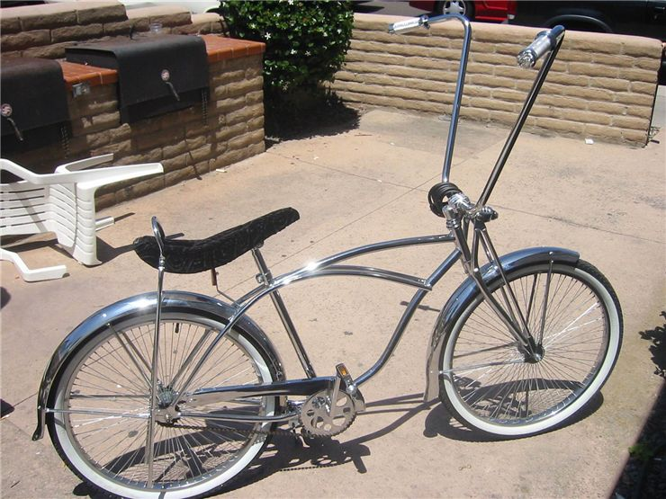 Picture Of Lowrider Bike