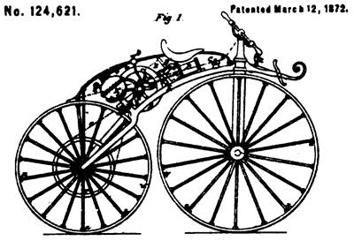 Picture Of Michaux Perreaux Steam Velocipede 1872