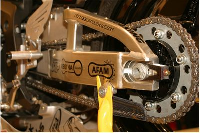 Picture Of Modern Bicycle Chain