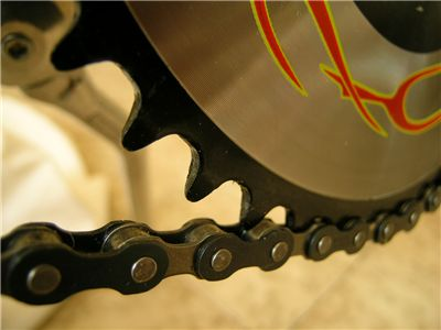 Picture Of Modern Bike Chain