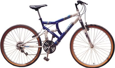 Picture Of Mountain Bicycle