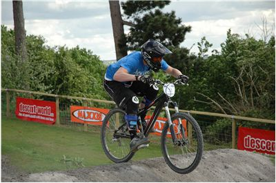 Picture Of Mountain Bike Rider