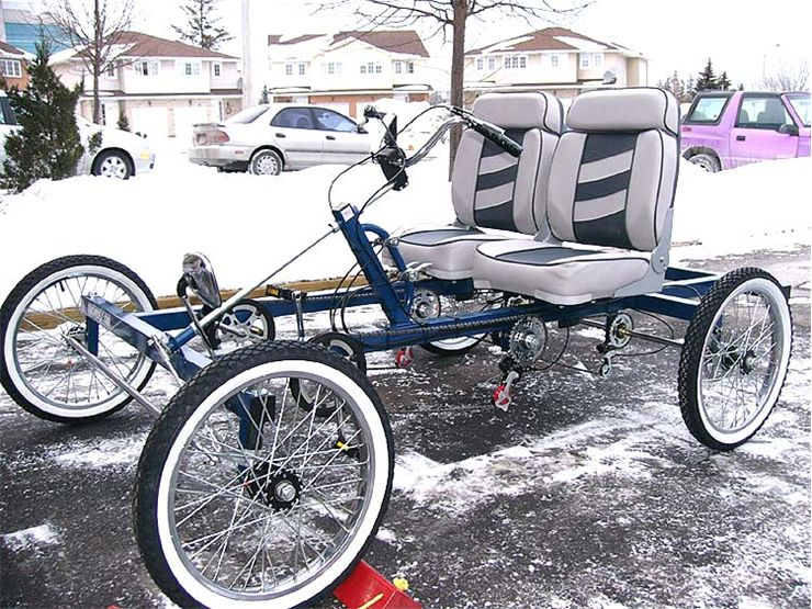 Picture Of Quadracycle