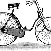 Picture Of Rover Ladies Safety Bicycles 1889