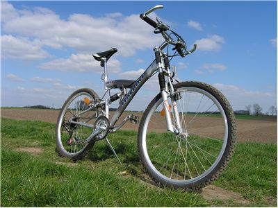 Picture Of Sport Bicycle