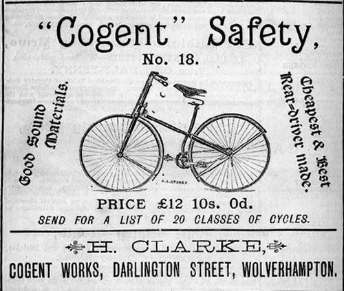 Picture Of The Bicycle Craze And Safety Bicycle 1887