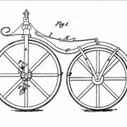 Picture Of The Original Pedal Bicycle