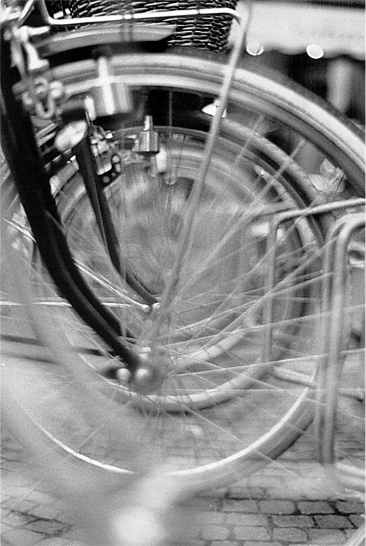 Picture Of Wheels Of Bicycle